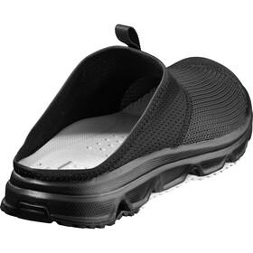 Salomon RX Slide 4.0 Zapatillas Hombre, black/ebony/white